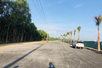 Đất MT trung tâm huyện Long Thành, Đồng Nai, cách sân bay Quốc tế Long Thành 5km, SHR. Thổ cư