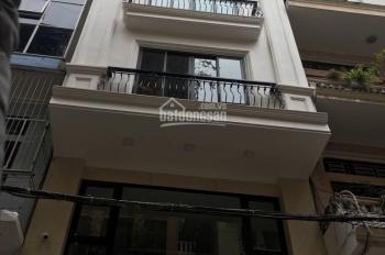 Bán nhà ngõ 59 phố Hoàng Cầu,Trần Quang Diệu, giá 8,9 tỷ DT 44m2 mới 7 tầng ; 0983132269