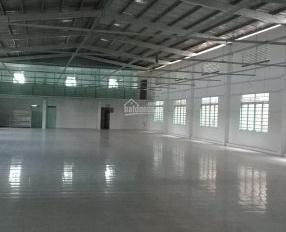 Cho thuê nhà xưởng Trường Chinh, P. Đông Hưng Thuận, Q12. DT 1000m2, giá 60 tr/th, LH 0972 912948
