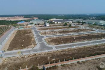 Đất kcn VISIP2 mt dt 742, vị trí đẹp, chỉ 680 triệu cam kết giá thật 100%, Lh 0366682182