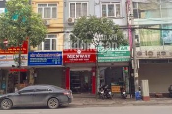 Bán nhà mặt phố Trần Quốc Hoàn mặt tiền 6m, nhà 4 tầng xây sẵn. Giá 13 tỷ