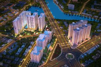 Sở hữu căn hộ Q8 72m2 chỉ 1,750 tỷ + khuôn viên cây xanh 1ha ngay MT Võ Văn Kiệt. LH: 0901 338 328