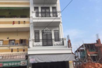 Bán nhà mặt tiền KD đường 6 Hiệp Bình Chánh, 1 trệt 3 lầu, 80m2 sổ hồng riêng, tiện kinh doanh