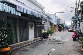 Cho thuê nhà nguyên căn hẻm 122/ đường Bình Trị Đông, Bình Tân, 9x17m, cấp 4, hẻm 6m