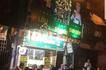 Cho thuê hàng ăn, nhà mặt phố Nguyễn Khuyến - Văn Miếu 16 tr/th, 100m2, sang nhượng 240 triệu