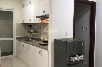 Cho thuê nhà riêng  đường nghuyễn ảnh thủ Q12 ; DT 33m2 ,2 lầu ,2 ban công ,4 pn , giá 8 triệu/th
