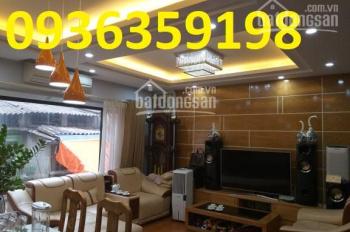 cần bán  nhà mặt ngõ Thái Hà Thái  Yên Lãng Thịnh Quang Đống Đa dt 52 m2 x 5 tầng mới đẹp giá 6,6t