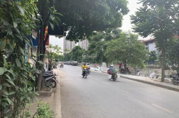 Cho thuê nhà mặt phố Nguyễn Lân diện tích 100m2 x 3 tầng, mặt tiền 5m. Vị trí rất đẹp