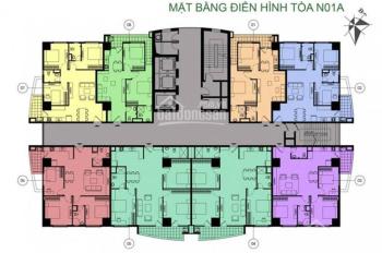 Chính chủ bán CHCC K35 Tân Mai căn 1503 tòa NO1A, DT 95.8m2, giá 23.5tr/m2. LH 0969749993
