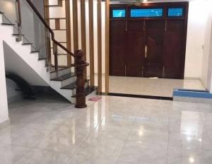 Cho thuê nhà hẻm xe hơi 529/2 Huỳnh Văn Bánh, Phú Nhuận. Diện tích: 4,5*18m, 1 trệt 3 lầu ST