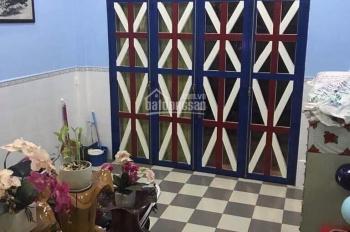 Bán nhà đường Bà Hom Q6, TP. HCM, 1 triệt 1 lầu ngay chợ Phú Lâm cần tiền nên bán gấp