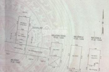 Chính chủ bán nhà DT 4x10m (1T, 1L 2L) hẻm 4m đường Phùng Chí Kiên, P. Tân Quý, Tân Phú giá 4,39 tỷ