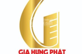 Bán nhà 2 mặt hẻm đường Nguyễn Văn Luông, Quận 6, DT 18.5 tỷ. Giá 1.75 tỷ