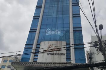 Bán COVP MT Nguyễn Văn Đậu và Trần Bình Trọng, Phú Nhuận. DT: 4m x 21m, 1 hầm, 8 lầu. Giá: 15.9 tỷ