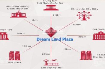 Chung cư xung quanh khu Cầu Giấy, tiện để ở và cả cho thuê. Trung tâm của khu văn phòng Duy Tân