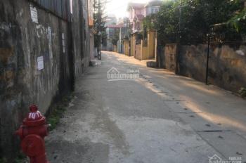 Bán 50m2 nở hậu, đất thổ cư tại Tô Khê, Phú Thị, Gia Lâm, Hà Nội, đường ô tô tránh nhau