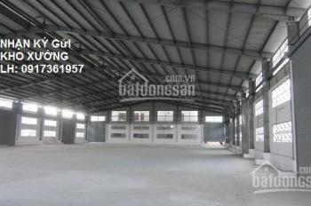 Cho thuê xưởng 1200m2 đường Trần Văn Giàu, xã Lê Minh Xuân, Bình Chánh, giá 40 triệu/tháng