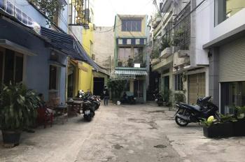 Hot! Nhà Nguyễn Thái Sơn 2 chiều, Gò Vấp, 3 mặt tiền hẻm xe tải DT: 5.5x20m, giá 8 tỷ TL 0915372779