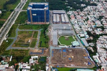 Bán căn hộ Q7 Boulevard mặt tiền Nguyễn Lương Bằng liền kề phố Mỹ Hưng, giá: 1tỷ7