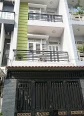Bán nhà đất XD trệt lửng 3 lầu sân thượng Lê Quang Định, p1, Gò Vấp, DT 4.5x18m giá 8.1 tỷ TL