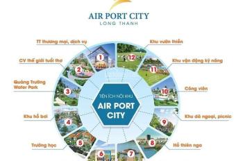Đất Long Thành gần dự án Airport New Center, tại Air Port City Long Thành