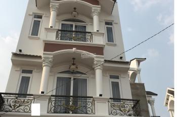 Bán nhà khu vực Linh Đông ngay chung cư 4S, DT 4*17m, 4 tầng, HXH 6m
