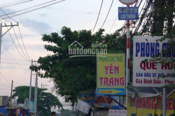 Thanh lý 2 lô đất 5x17MT Phan Văn Đối ( sát chợ Bà Điểm ), sổ sẵn. Giá : 780tr/nền. Gọi: 0946810857