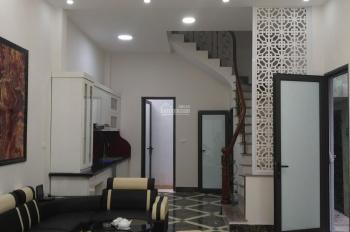 Bán nhà Bạch Mai - Lê Thanh Nghị nhà mới 45m2 xây 5 tầng ngõ 3m mới gần phố, giá 4.2 tỷ