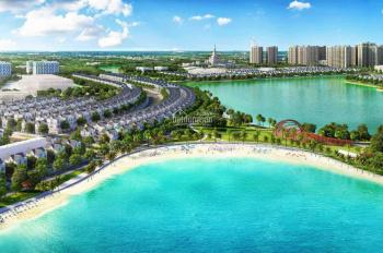 Bán biệt thự đơn lập mặt hồ Sao Biển được làm shophouse dự án Vinhomes Ocean Park Gia Lâm, Hà Nội