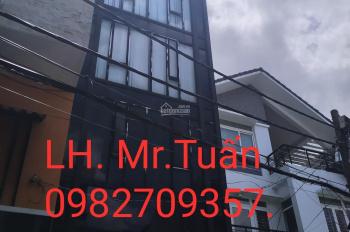 Bán nhà HXH đường Trường Chinh, P14, DT 5 x 23m (DTCN 111m2) giá 14 tỷ (TL)