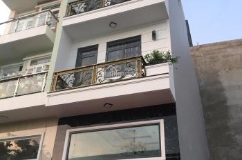 Bán nhà 4,5 tấm mới xây đường 44 (Phan Huy Ích), Gò Vấp