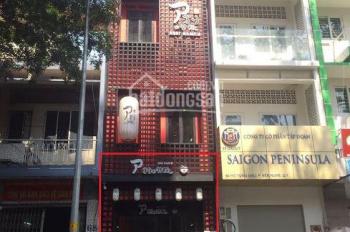 Cho thuê mặt bằng số 66 Hồ Tùng Mậu, Quận 1 DT: 4x30m 4 lầu giá 231.4 triệu. LH 0902200800