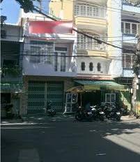 Chính chủ bán nhà MT đường Lãnh Binh Thăng, phường 8, quận 11, DT 7.9x16m, 4 tấm. Giá 16 tỷ