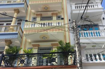 Bán nhà 4x18m, 3 lầu 1/ Lê Văn Khương, P. Thới An, Q12
