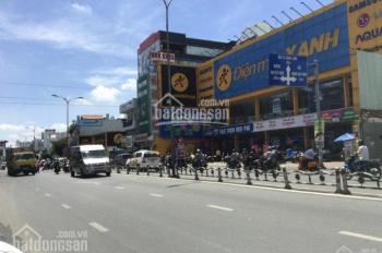 Cho thuê nhà Hoàng Văn Thụ, P8, Phú Nhuận. DT 20x25m, 3 tầng, giá 100 triệu