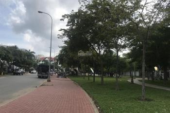 Bán nhà Biệt thự, MT Cao Đức Lân, An Phú An Khánh, Quận 2, 10x20m, hầm trệt 2 lầu áp mái, sổ hồng