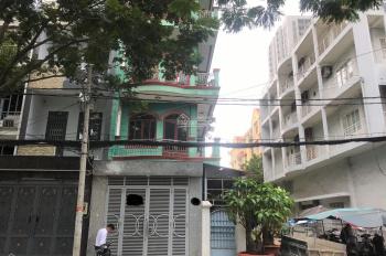 Nhà nguyên căn 1T + 1L ngay chung cư Rivera Park, Q10, DT 4.2x15m