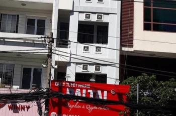 Chính chủ cần tiền bán gấp nhà MT Lãnh Binh Thăng, phường 8, quận 11. DT 7.9x15.8m, nhà 4 tầng