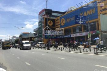 Cho thuê nhà đường Hoàng Văn Thụ, P8, Phú Nhuận. DT 24x14m, 3 tầng, giá 100 triệu