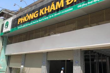 Cho thuê cả hoặc một phần tòa nhà 5 tầng đường Phan Trọng Tuệ, tổng DTSD 2500m2