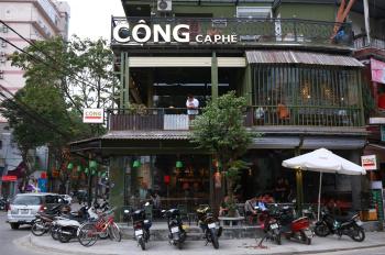 Cho thuê nhà mặt phố Nguyên Hồng, Diện tích 150m2, mặt tiền 12m. Phù hợp Cafe