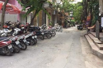 Bán nhà ngõ 56 Trần Quang Diệu, Đống Đa, Hà Nội