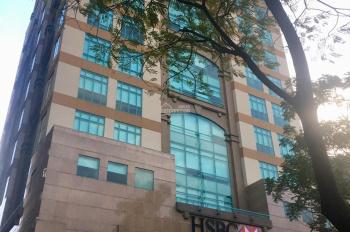 Bán nhà 4 lầu, 2 mặt tiền P. Đa Kao, Q.1, HĐ thuê 80tr/tháng. LH: 0949456393