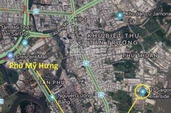 Bán căn hộ Q7 Boulevard mặt tiền đường Nguyễn Lương Bằng Phú Mỹ Hưng giá chỉ từ 35/1m lh 0934796501