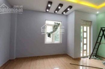 Cho thuê nhà nguyên căn phân lô Lý Phục Man đường 8m DT 4x15m 1 trệt 1 lầu đẹp 2PN bếp, phòng khách
