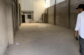 Cho thuê nhà xưởng mặt tiền đường Liên Ấp 1-2, xã Đa Phước, huyện Bình Chánh, TPHCM