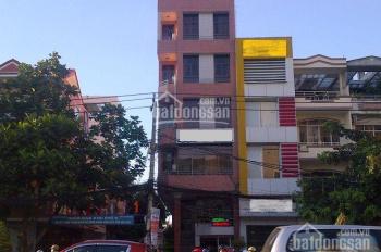 Bán nhà đường Út Tịch, P. 4, Tân Bình, 4.5 x 20m, hầm, trệt, 4 lầu, giá 14.9 tỷ TL