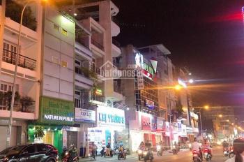 Bán nhà mặt phố Trần Phú, P4, Q5, 4mx21m, 4 lầu đẹp, giá 15.7 tỷ TL, giá tốt nhất thị trường