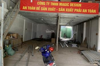 Kho xưởng cho thuê tại đường Liên Ấp 2-3, xã Đa Phước, huyện Bình Chánh, TP. HCM. LH: 0938.101.316