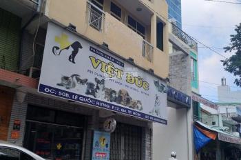Cho thuê nhà số 50 Lê Quốc Hưng, Quận 4; 7.5x10.5m, trệt + 2 lầu